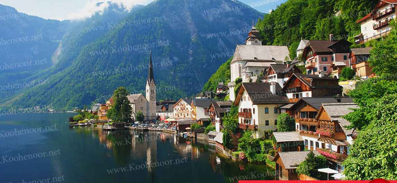 شهر های اصلی اتریش