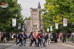 دانشکده پزشکی دانشگاه تورنتو